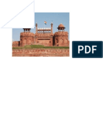 image of red fort