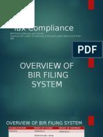 Fopm Aa Training Tax Module