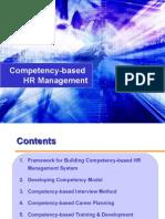 CITEHR Competency Based HR Management