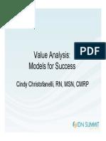 Models for Success