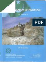 Stratigraphy of Pakistan by Ibrahim Shah