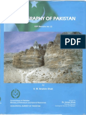Stratigraphy of Pakistan by Ibrahim Shah | Stratigraphy | Plate