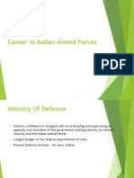 Career in Defence