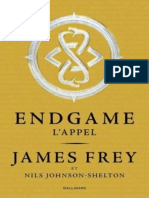 Endgame, Tome 1 _ L'Appel - James Frey