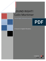 Colin Mortimer - Sound Right