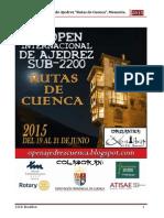 Memoria Open 2015