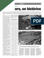 150623 La Verdad- De Primero, Un Histórico