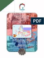 Postcards of Castilla y León.