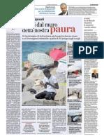 """""""Per il filosofo Demetrio la memoria è anche natura"""" (Il Secolo XIX, 22 giugno 2015)"""