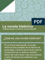 La Novela Historica Segun Marzan