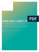 Mobilizing Climate Finance