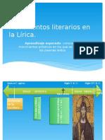 Movimientos Literarios en La Lírica