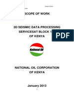 Sow-2d Seismic Data Processing