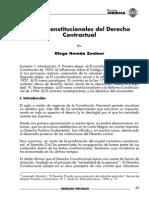 Bases Constitucionales Zentner