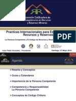 5 - Practicas Internacionales Est. R y R - J.P Gonzalez - Comision Minera (1)