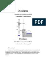 distilarea
