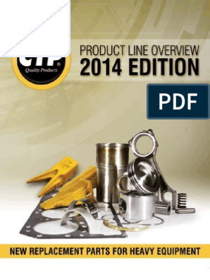 2014 CTP Overview Book | Turbocharger | Engines