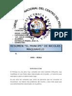 RESUMEN DE OBRA EL PRINCIPE DE MAQUIAVELO.docx