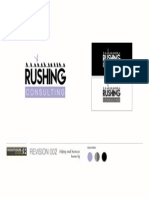 rod rushing consulting