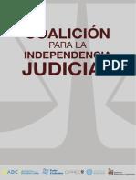 2015 Coalición Para La Independencia Judicial. FINAL.