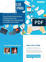 eBook Marketing de Conteúdo Para Iniciantes