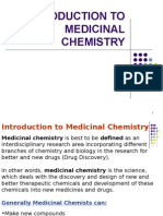 3-Introduction to Medicinal Chemistry-And Physicochemical Properties