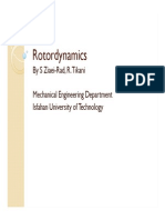 Rotordynamics Introduction