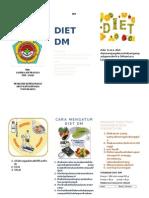 Diit Pada Penderita Diabetes Militus