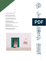 AP Lit Poetry Book