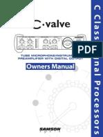 C-Valve Ownman V1.0s