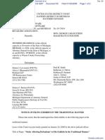 Entertainment Software Association et al v. Granholm et al - Document No. 50