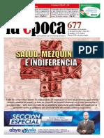 Nº 677 - Especial Salud - Junio 2015