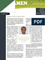 Interview With Dr. Prakash