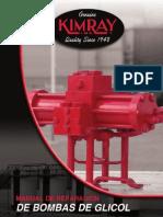 Manual de Reparación de Bombas de Glicol KIMRAY