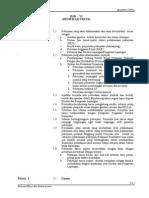 Spesifikasi Teknis Kantor