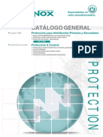 Catalogo General FANOX
