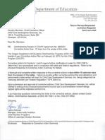 Oregon Department of Education Reprimands Child Care Development Services Inc., Gresham Oregon