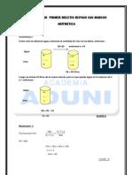 Solucionario 1er Boletin RSM - Aritmetica