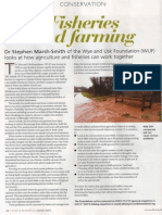 Fisheries and farming. CLA Magazine June 15