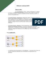 diffusion multicast wifi