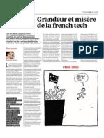 2015 Grandeur Et Misère de La French Tech_Libération