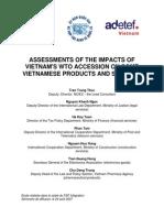 Etude Impact Sur Produits Et Services - FSP I - En