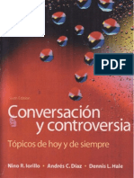 Conversacion y Controversia - Sexta Edicion