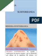 BOM-N2MINERIA SUBTERRANEA