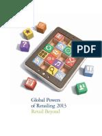 Global Powers of Retailing 20131