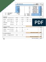 Analisis de Costo AIRMAN-PD185S