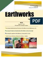 Surveying III - Earthworks