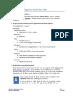 Install Notes 8 Mac