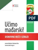 Ucimo madjarski! Osnovne reči i izrazi