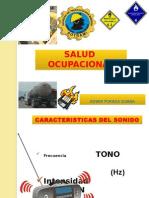 Salud Ocupacional(Ruido- Planta)
